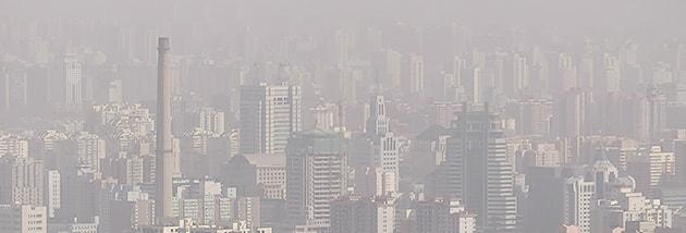 PM2.5(微小粒子状物質) イメージ