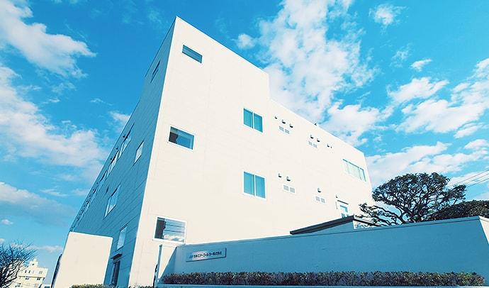 日本エアフィルター株式会社 外観