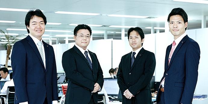 その技術をアジアへ、そして全世界へイメージ写真