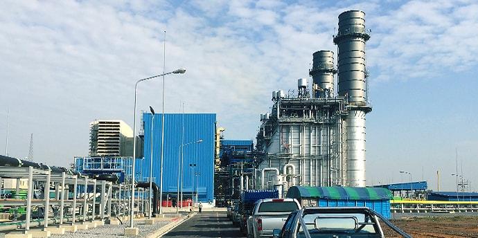 日本の発電所に不可欠な存在。イメージ写真