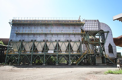 コークス工場用の写真