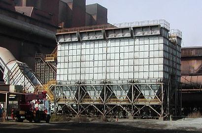 製鋼工場用の写真